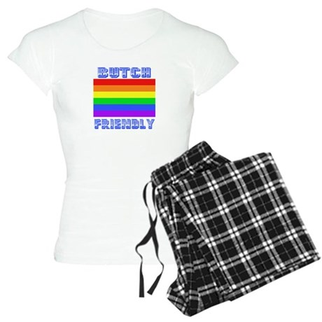Butch Friendly Women's Light Pajamas