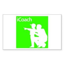 iCoach Decal
