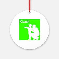 iCoach Ornament (Round)
