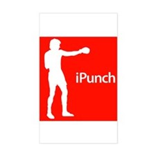 iPunch Decal