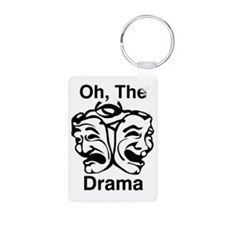 Oh, The Drama Keychains