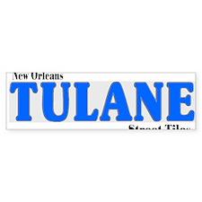 New Orleans Streets Bumper Sticker