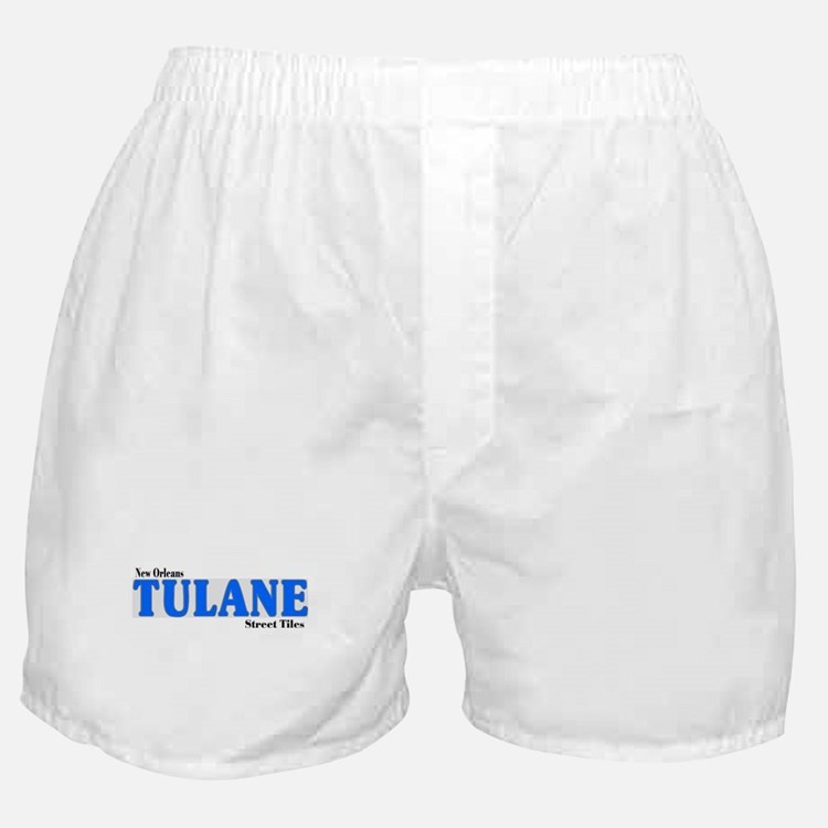 New Orleans Streets Boxer Shorts