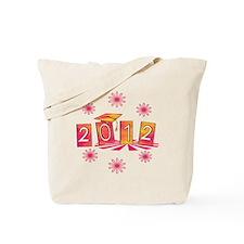 Groovy Senior 2012 Tote Bag