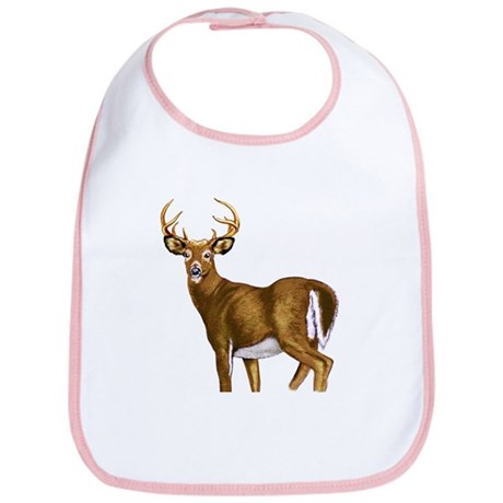 American White Tail Deer Buck Bib