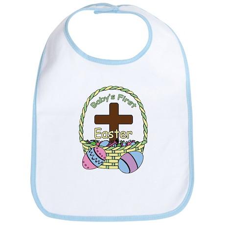 Baby's First Easter (Basket) Bib