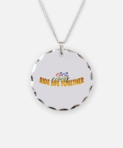 RIDE LIFE TOGETHER Necklace