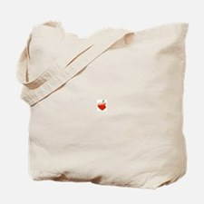 Funny Mac apple Tote Bag