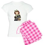Cute Second Grade Teacher Women's Light Pajamas