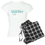 Best Teacher Women's Light Pajamas