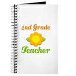 Cute Second Grade Teacher Journal
