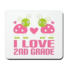 2nd Grade Mousepad