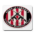 Tyranny Response Team Mousepad