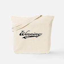 Winning! Tote Bag