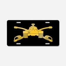Armor Branch License Plate