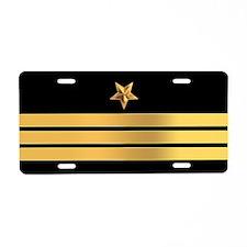 Commander License Plate