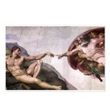 Religious michelangelo Postcards