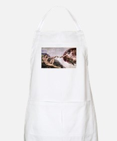 Creation of Adam Apron