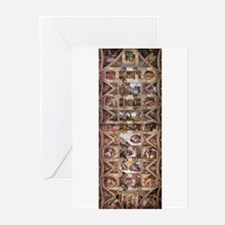 Sistine Chapel Ceiling Greeting Cards (Pk of 20)