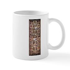 Sistine Chapel Ceiling Mug