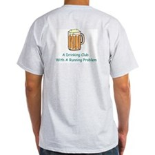 HHH Ash Grey T-Shirt