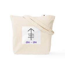 Hash Tote Bag