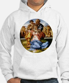 The Holy Family with Infant S Hoodie