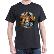 The Holy Family with Infant S T-Shirt