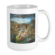 The Martyrdom of St Peter Mug