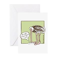 """Glenn Beck Fan"" Greeting Card"