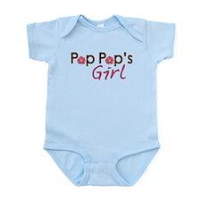 Pop Pop's Girl Infant Bodysuit