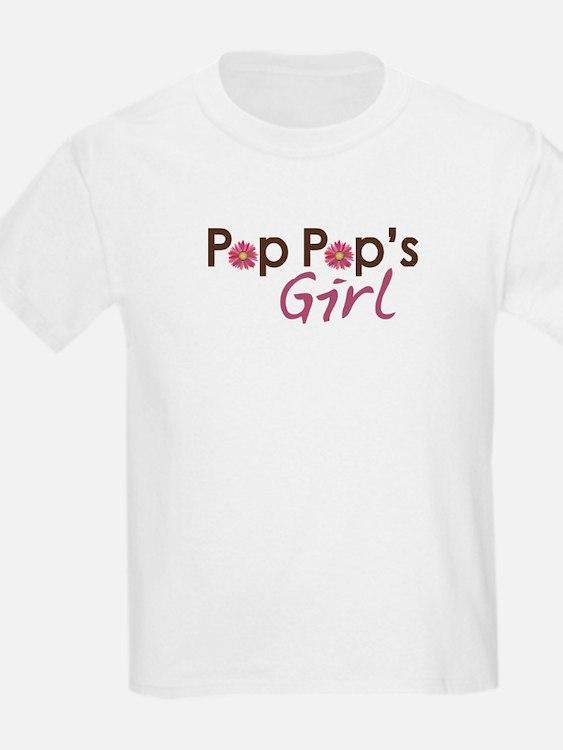 Pop Pop's Girl T-Shirt