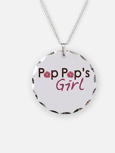 Pop Pop's Girl Necklace