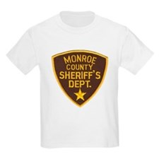 Monroe County Sheriff T-Shirt