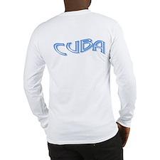Long Sleeve Cuba Logo T-Shirt