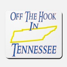 Off the Hook in TN Mousepad