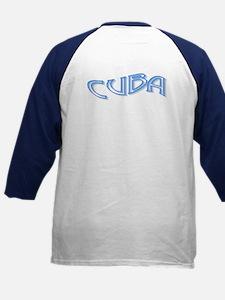 Kids Cuba Baseball Jersey