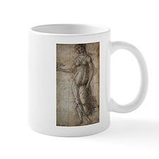 Drawing of Pallas Small Mugs