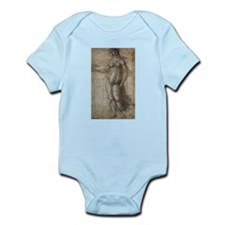 Drawing of Pallas Infant Bodysuit