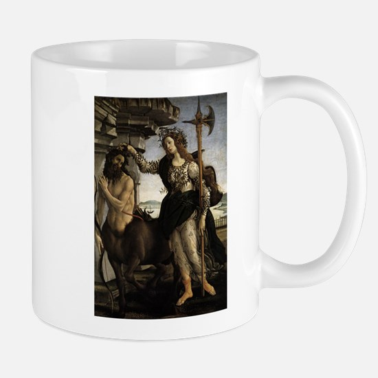 Pallas and the Centaur Mug
