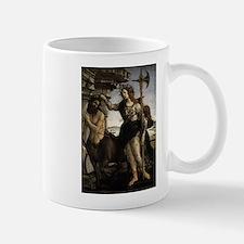 Pallas and the Centaur Small Mugs