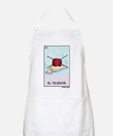 El Tejedor [for guy knitters] Apron
