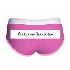 future knitter Women's Boy Brief
