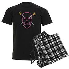 Born 2 knit Men's Dark Pajamas
