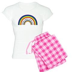 Double Rainbow all the way! Pajamas