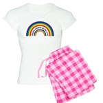 Double Rainbow all the way! Women's Light Pajamas