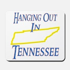 Hanging Out in TN Mousepad