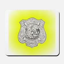 Utica Police Mousepad