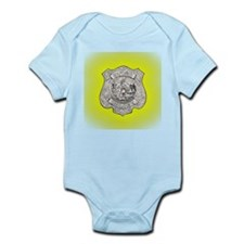 Utica Police Infant Bodysuit