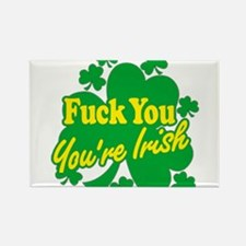 St. Paddy's Day Rectangle Magnet